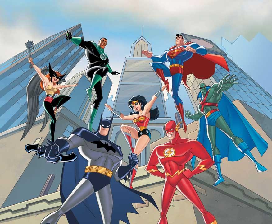 Justice League of America DC Comics